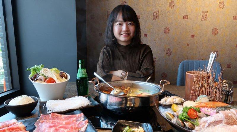 新竹食記 – 墨然 質.鍋物。竹北全新開幕文青火鍋、特色湯底、真材實料、擄獲你心好火鍋