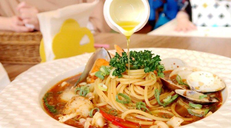 新竹食記 – 芙歐義式餐廳。獨具特色的創意義式料理、清大夜市旁的優質義式親子餐廳