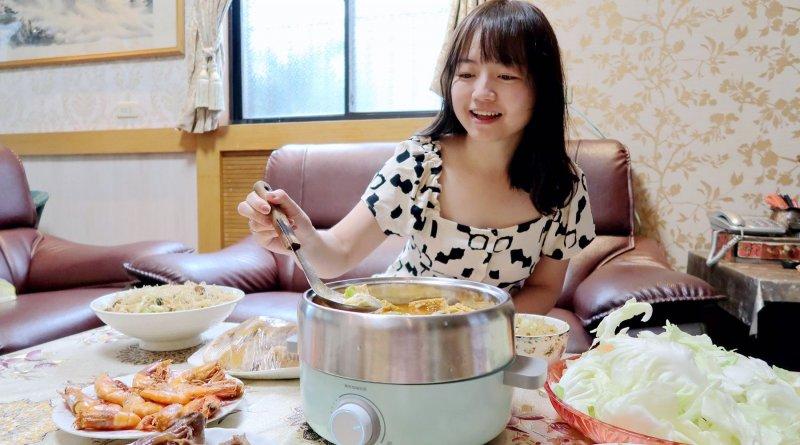 生活 – NICONICO小美美型鍋。Tiffany藍的煮.燉.炸.烤多功能料理鍋、兼具美觀又實用的廚房法寶